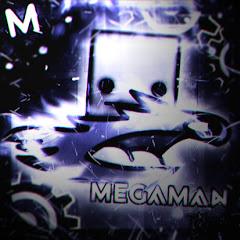 Geometry Dash MegaMan
