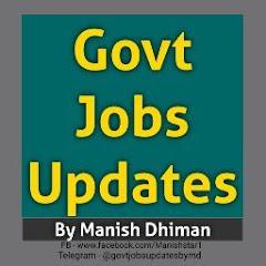 Govt Jobs Updates