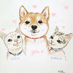 ヤトと小太郎とトワ