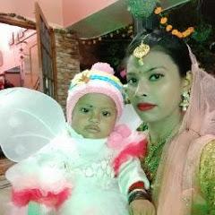 indian YouTuber mom surbhi