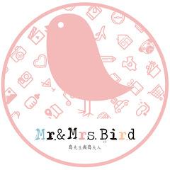 鳥先生&鳥夫人