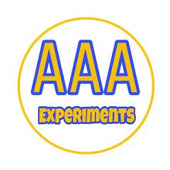 AAA Experiments
