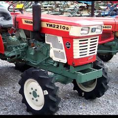 Máy móc và nông nghiệp