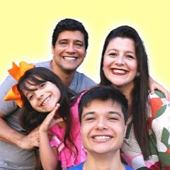 Anny e Eu Family