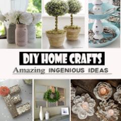 DIY Home Crafts Ideas