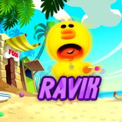 Ravik - Brawl Stars