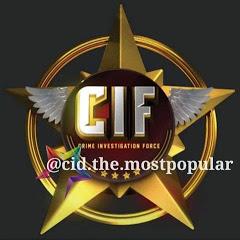 CIF - Crime Investigation Force