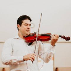 Rogério Izamar Violinista