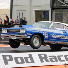 Roadrunner Drag racing