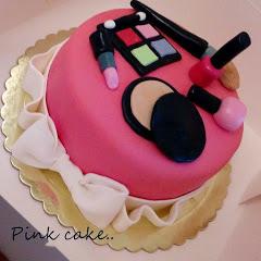 بينك كيك Pink Cake