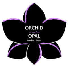 Orchid and Opal Jewelry & Beads