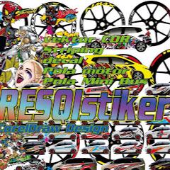 Resqi Stiker