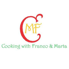 Cooking with Franco and Marta