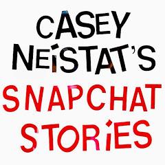 Casey Neistat's Snap Stories