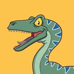 Blue The Velociraptor BTV
