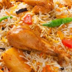 Pakistani taste n food
