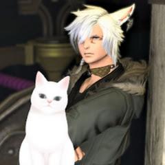 白猫かずぽん