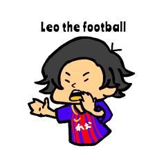 Leo the football TV