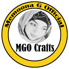 Memoona G Official -MGO Crafts-
