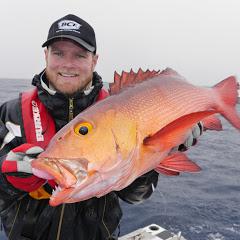 Sammy Hitzke Fishing
