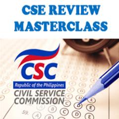 CSE Review Masterclass