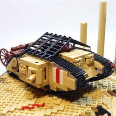 World of Lego Arms - ЛЕГО ТАНКИ