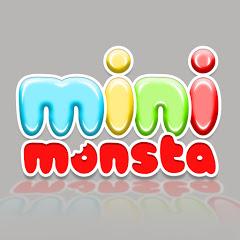 Mini Monsta - Animasi Kanak-Kanak