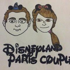 Disneyland Paris Couple