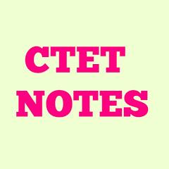 CTET NOTES sst