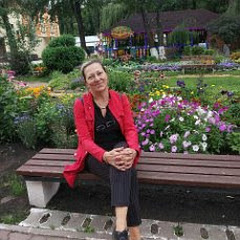 Lyubov и садик цветов