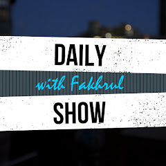 Daily Show with Fakhrul
