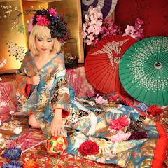 風信子。全職旅行的日本人妻