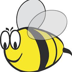 crazy funny bee