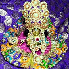 Ks3 Radhe-Krishna Shringar