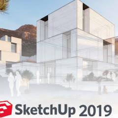 스케치업 2019 크랙 한글판 설치방법다운