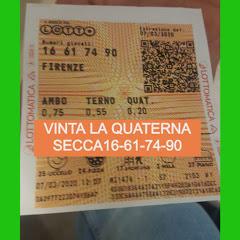 LOTTO-L' ESTRATTO-DETERMINATO DI MICHELE DE LUCA