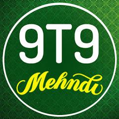 9T9 Mehndi Designs