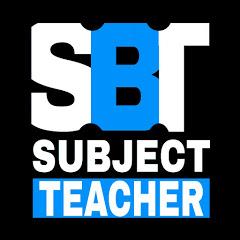 Subject Teacher