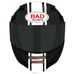 BAD Helmets