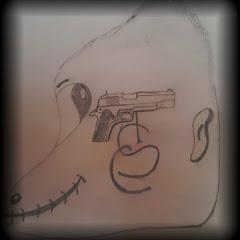 Armas de Fuego a 360 en México Tom Simio Chaney