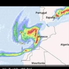 الاحوال الجوية بالمغرب العربي
