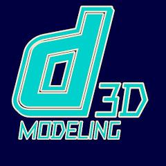 D 3d Modeling