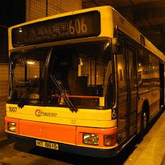 1507 香港巴士/交通