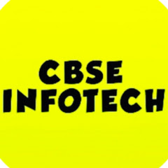 CBSE INFOTECH