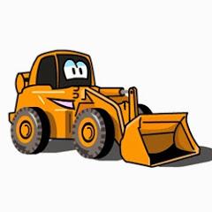 Мультфильмы для детей Трактор Павлик