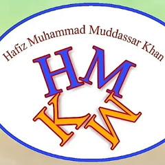 Hafiz Muhammad Muddser Khan