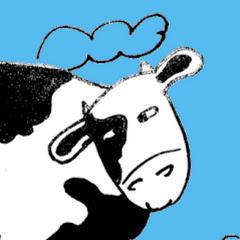 Aerodynamic Cow