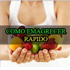 COMO EMAGRECER RAPIDO