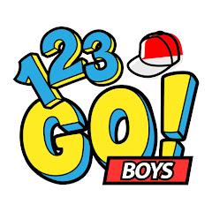 123 GO! BOYS Indonesian