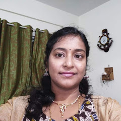 Happy Indian mommy